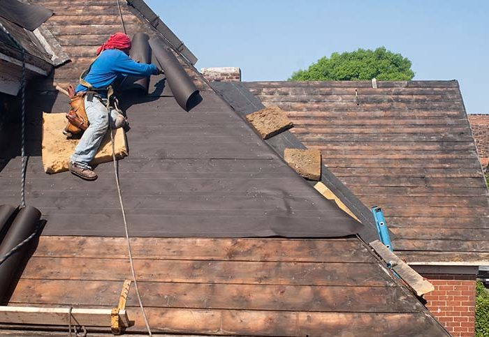 We Are Offering Amazing Reroofing Services Secured Roofing