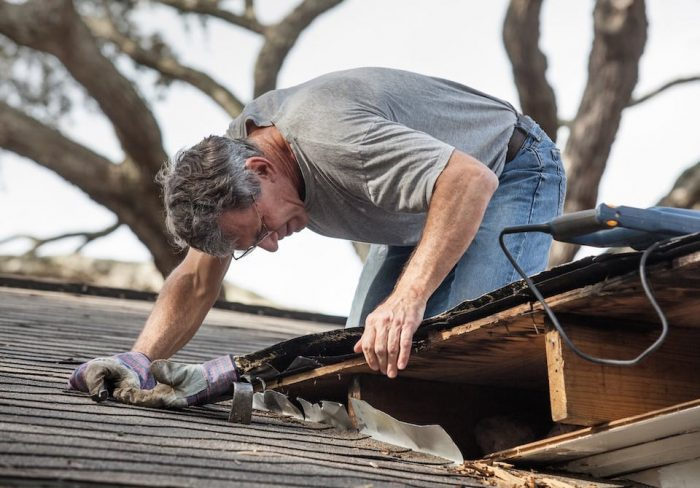roof damage coverage