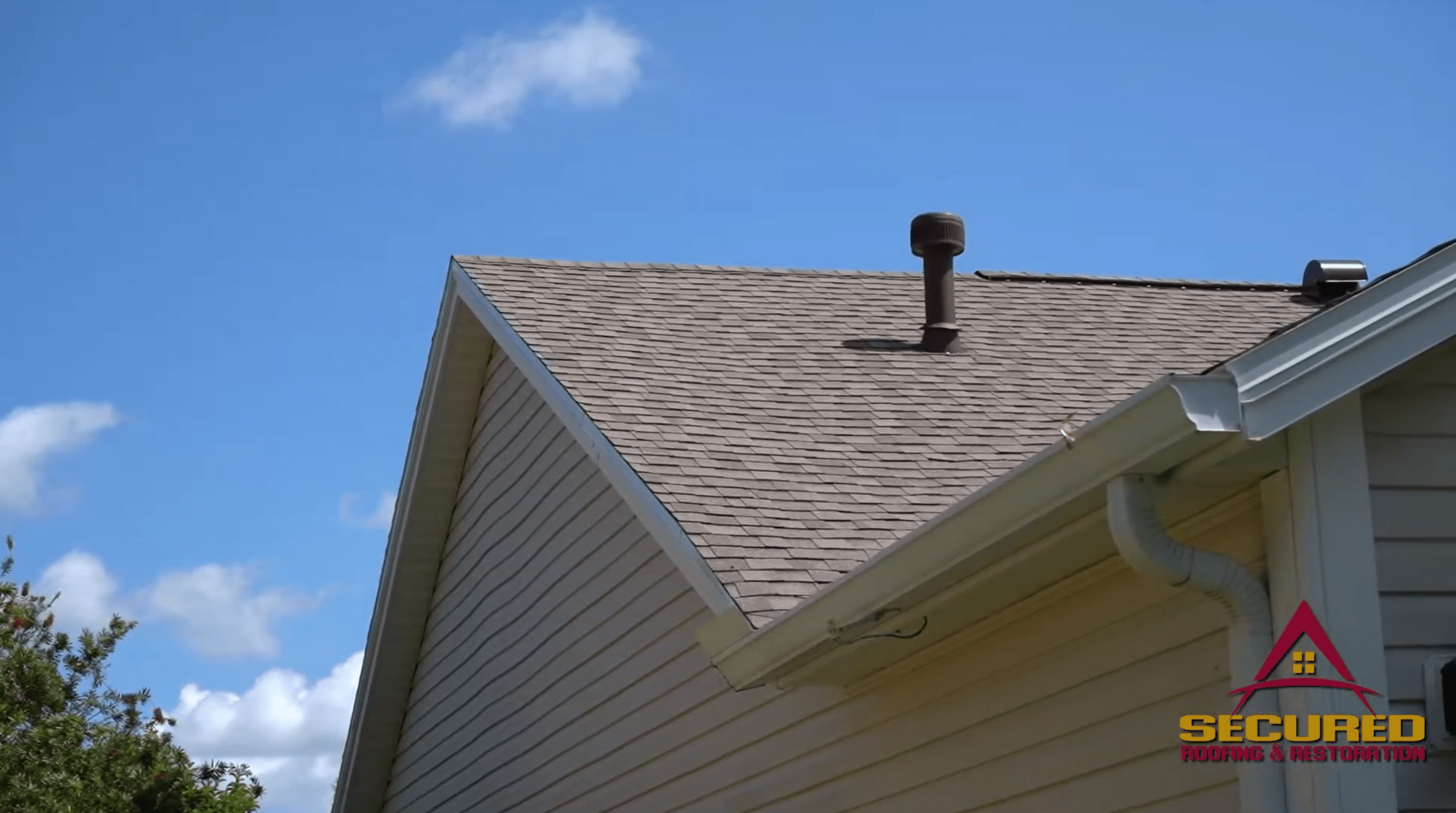 residential rooftop