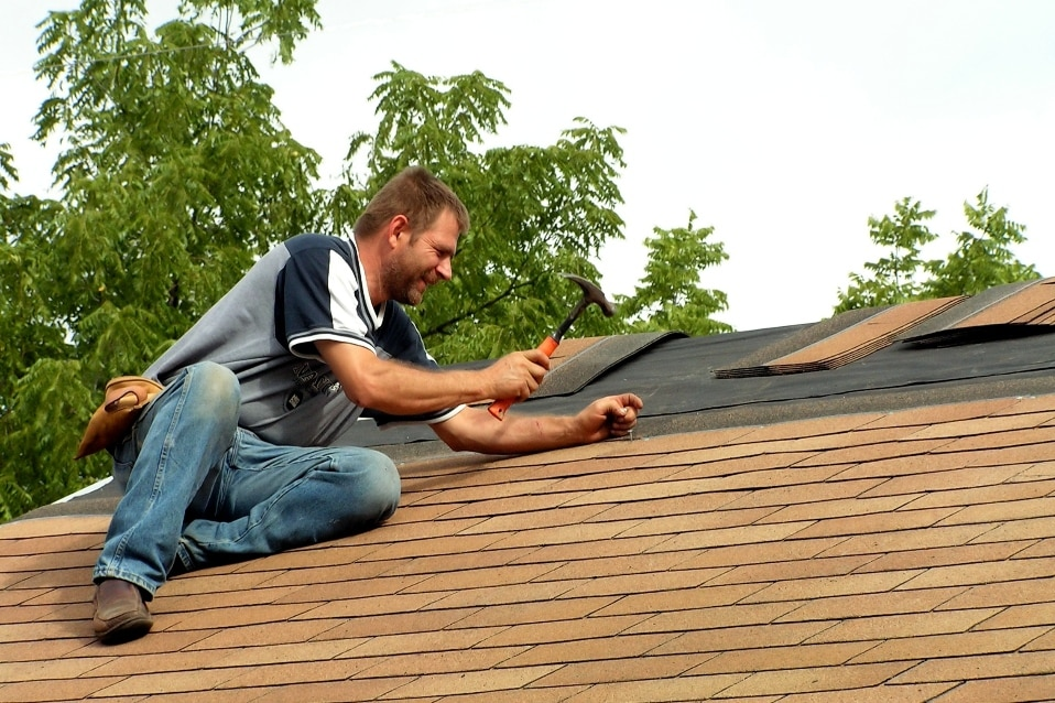 DIY Roof Replacement