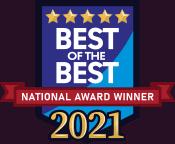 best of the best national award winner 2021 png logo