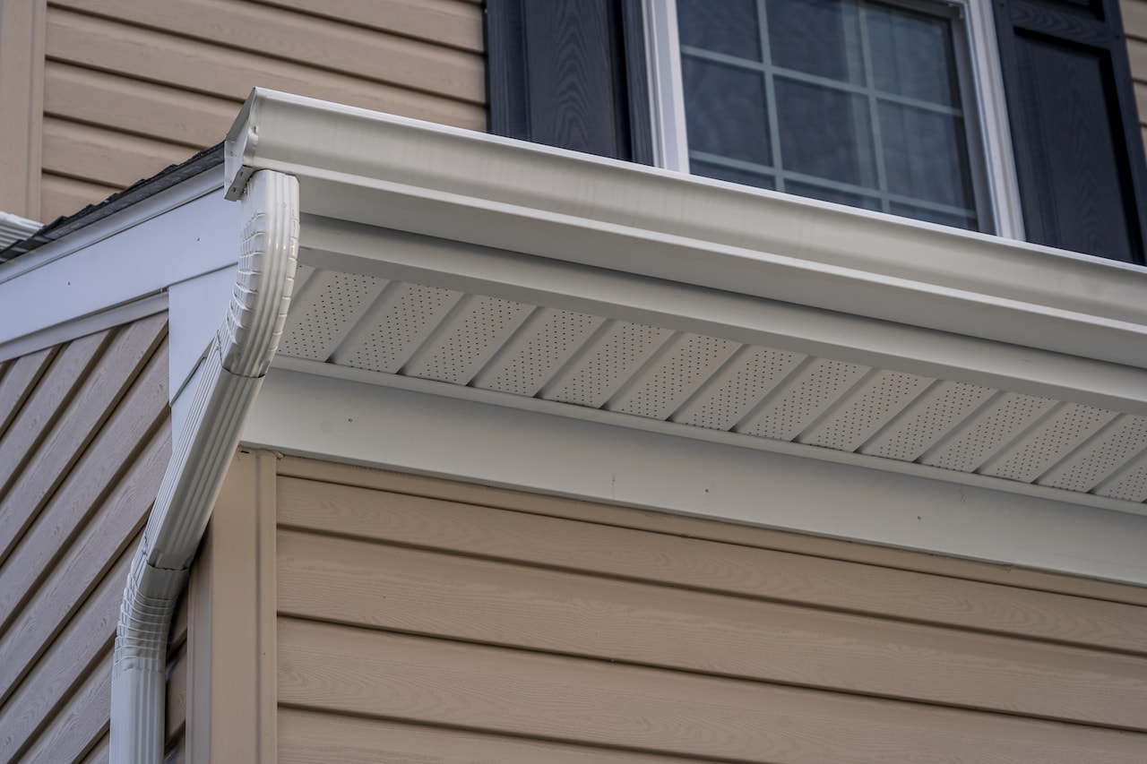 drip edge roofing material
