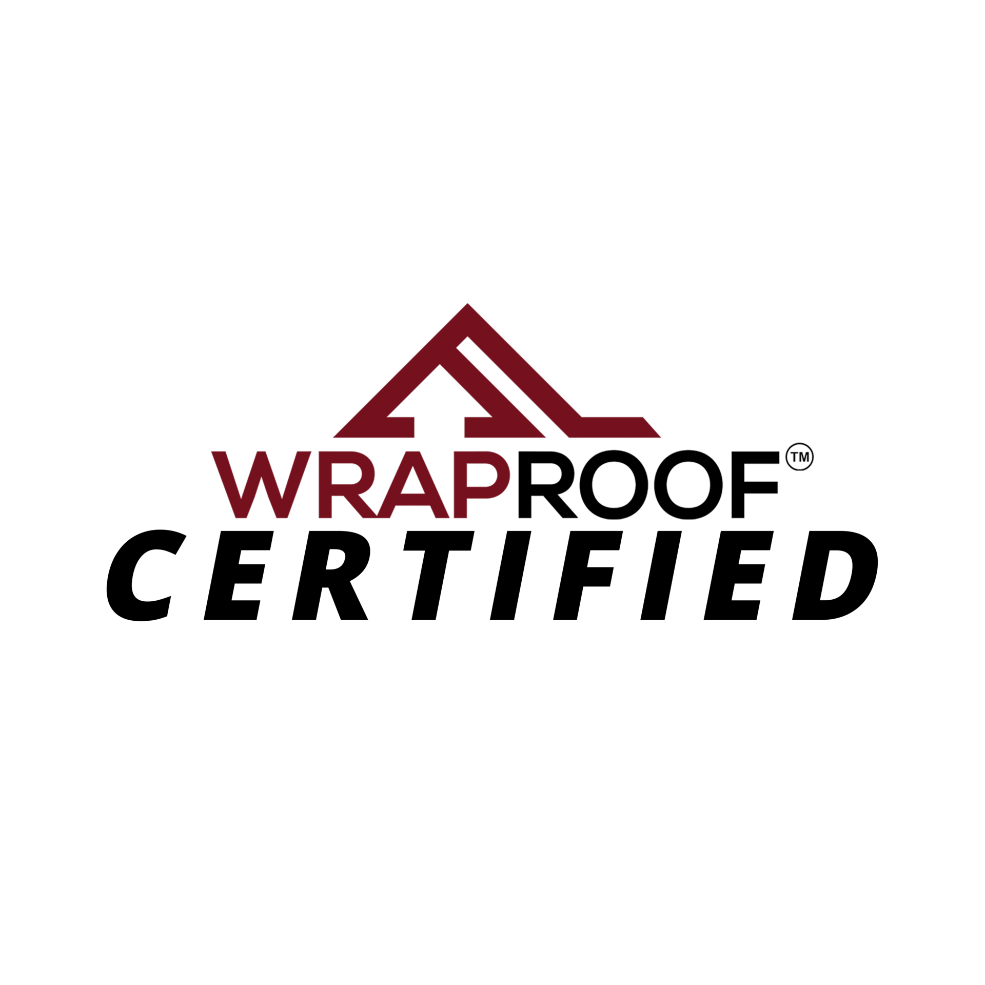 wraproof certified png logo